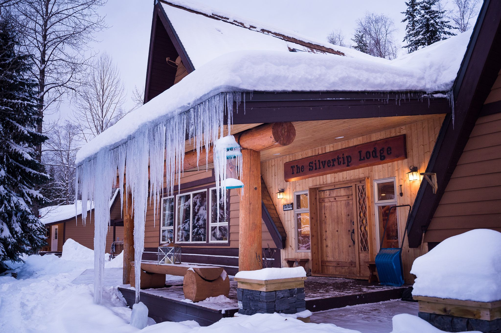 Silvertip lodge